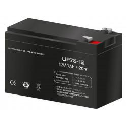 Batería plomo 12,0V/7,0Ah