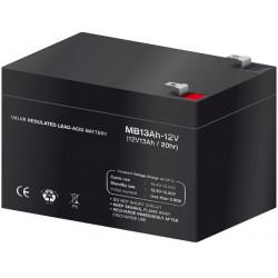 Batería plomo 12,0V/13Ah
