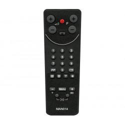Mando de sustitución para TV Philips. Mod. MAN014