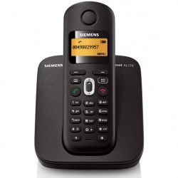 Teléfono inalámbrico Siemens Gigaset. Mod. AL170