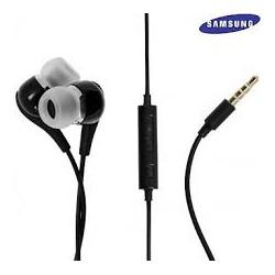 Auricular con micro Samsung negro. MOD. EHS64AVFBE