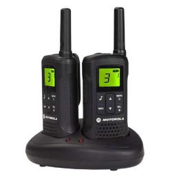 Motorola T60 walkie talkies de 8 km