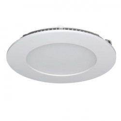 DOWNLIGHTS LED EMPOTRABLE 6W 480LM 180º 6000K REDONDO. Mod. 200600CW