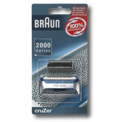 Braun Cuchilla afeitado Combipack 733 Cruzer series 2000 de Repuesto / Recambio