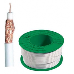 Cable Coaxial 6.7 mm (100 mts). Mod. SMK7000