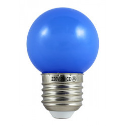 Bombilla LED de color AZUL. Mod. 81.140/1/Z