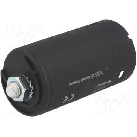 Condensador para motores de arranque 53 - 64uF 250VCA -10÷55°C. Mod. 412802357
