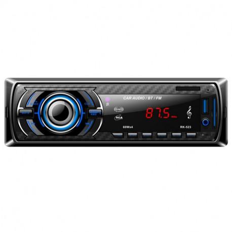 Autoradio Bluetooth USB FM 4x60W. Mod. RK-523