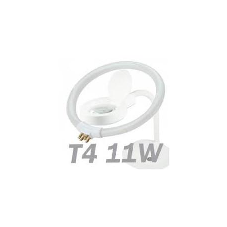 Tubo circular fluorescente 11W T4 Lupa. Mod. 19801