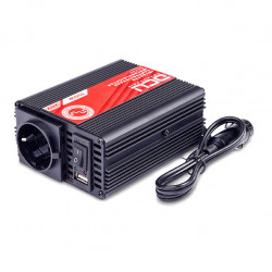 Inversor Onda Modificada Gama Basic 24v 150w. Mod. 374124150M