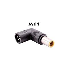 Adaptador alimentación ECO TIP 20V 120W 7.9x5.4x12mm LENOVO. Mod. M11