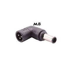 Adaptador alimentación ECO TIP 19.5V 120W 6.5x4.4x10mm Sony. Mod. M8