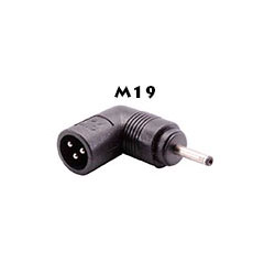 Adaptador alimentación ECO TIP 19V 120W 2.5x0.7x12mm Asus. Mod. M19