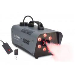 Máquina de humo de 1200W con 6 LED RGB. Mod. PARTY-FOG1200LED