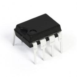 Circuito integrado UA741N amplificador operacional de propósito general DIP 8P