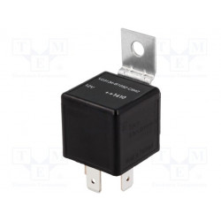 Relé electromagnético de coche 12VCC 60A. Mod. V23134B1052C642