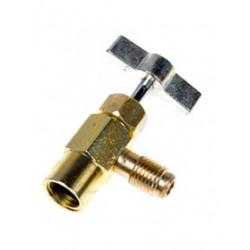 Llave para botella desechable gas refrigerante R-600A Feeze+12a. MOD. LLAV0004