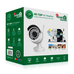 Cámara seguridad IP WIFI HD 8GB exterior. Mod. HGWOB751