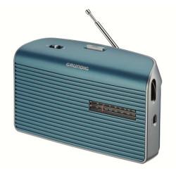 Grundig Music 60 - Radio (Personal, Analógico, AM, FM) Turquesa