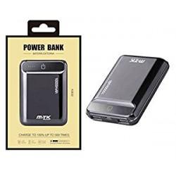 Batería externa power bank POCKETSTATION 10000 mAH negro MTK. Mod. K3632BK
