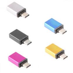 Adaptador OTG USB hembra a USB C macho. Mod. SD-1503