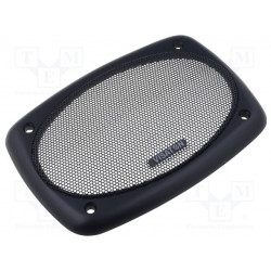 Parilla de altavoces 4x6 114x166x17mm. Mod. VS-GR-4X6