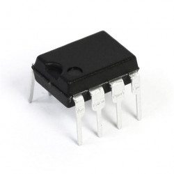 Circuito integrado comparador voltaje DIP 8P LM311