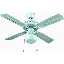 Ventilador de techo con luz 105 CM. Mod. NERJA  5735