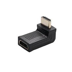 ADAPTADOR HDMI 90º - HDMI MACHO - HDMI HEMBRA 90º MOD. 1878