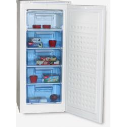 Congelador vertical Rommer 1255 x 550 x 580 A+. Mod. M-721