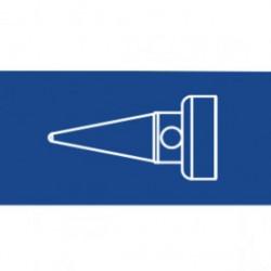 Punta cónica 1mm 22455 para soldador 22401