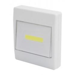 Luz armario LED COB 3W con interruptor. Mod. 60.411