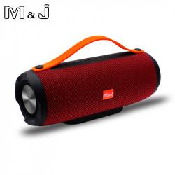 Altavoz portatil Bluetooth USB FM 2X5W. Mod. E13