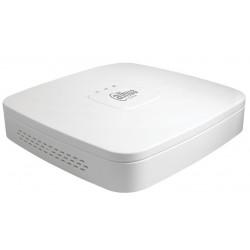 Grabador XVR Penta-híbrido / 4 Canales de video BNC + 1 Canal IP. Mod. XVR4104C