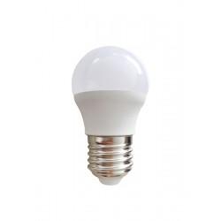 LÁMPARA ESFERICA LED E-27 5 W 12 V 6000ºK. MOD. MI-1152