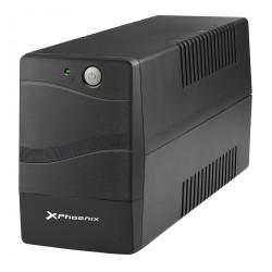 SAI UPS Phoenix 600VA 360W. Mod. PH650SP2