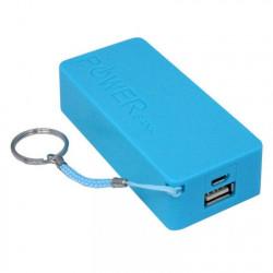Batería externa Power Bank 5600mAh Azul Biwond. PBLB5