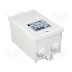 Transformador protección 50VA 230VCA 18V IP54 1,2kg. Mod. PVS50/A230/21V