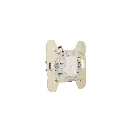 Toma de teléfono RJ11 4 contactos Efapel Mec21. Mod. 21252