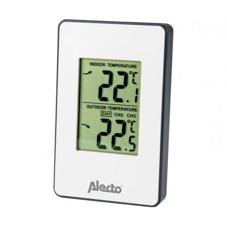 Estación metereológica inalámbrica digital Alecto. Mod. WS1050