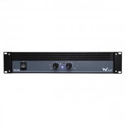 Amplificador sonido 2x600 W (4 ohmios) W Audio. Mod. EPX 1200