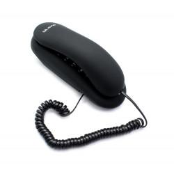 Teléfono sobremesa negro BIWOND. Mod. PhoneClipZR