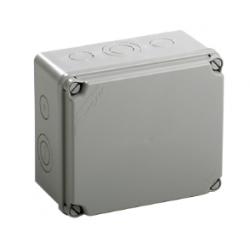 Caja estanca superficie sin conos IDE 175x151x95. Mod. EX171