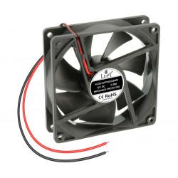 Ventilador con cojinete de fricción 12V 92X92X25. Mod. VEN047