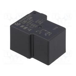 Relé electromagnético SPDT 12VCC 30A Serie L90. Mod. L90-12W