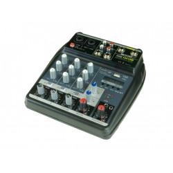 Mezclador de 4 canales USB/BT. Mod. AME 104 USB