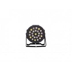 Foco LED 24 LEDs RGBW de 1W. Mod. PAR 24 RGB