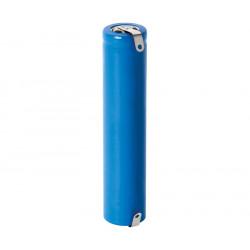 Batería recargable Li-Ion IRC14650, SIN cto. de control. Mod. BAT544