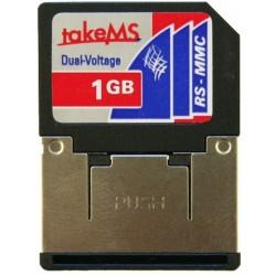 Tarjeta memoria take MS tipo RS-MMC 1GB