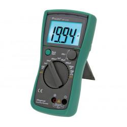 Capacímetro 3 1/2 0,1pF hasta 20000uF